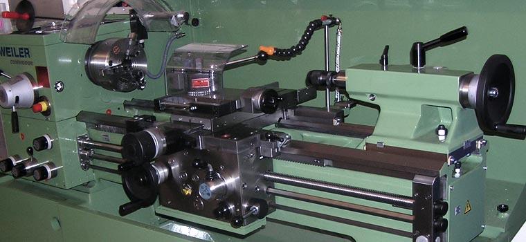 Konventionelle drehmaschinen for Deckel drehmaschine
